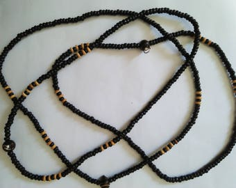 Necklace  of coconut shell