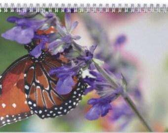2019 EPCOT Flowers & Butterflies Wall Calendar - EPCOT Center - Walt Disney World - Orlando Florida