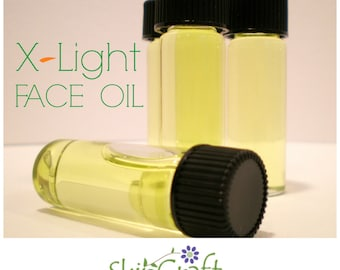 Oily Skin Face Oil w/ Grapeseed & Sea Buckthorn - Oily and Sensitive  Skin Care - 1 Dram SAMPLE SIZE