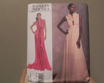Vogue Badgley Mischka Pattern, size 14-16-18-20-22
