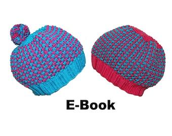 Anleitung E-Book Kindermütze Anfänger