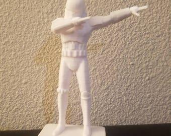 Dabbing Storm Trooper