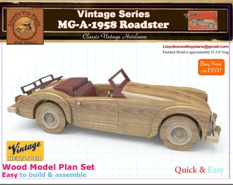 MG-A-1958 Roadster