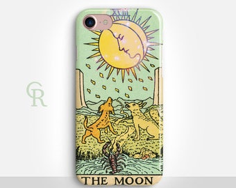 Tarot Phone Case For iPhone 8 iPhone 8 Plus - iPhone X - iPhone 7 Plus - iPhone 6 - iPhone 6S - iPhone SE - Samsung S8 - iPhone 5 - iPhone 4