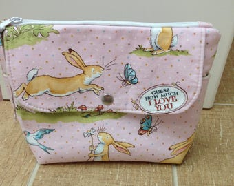 Cosmetic Pouch and Small Storage Pouch