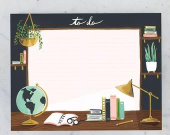 Library To Do Deskpad