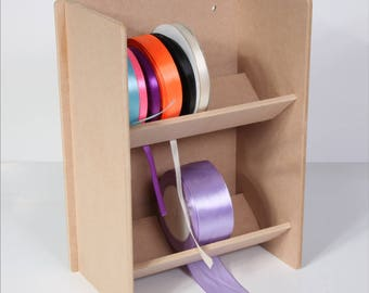Ribbon Holder, Rack Stand, Unit for storage - Can hold up to 10 cm reels