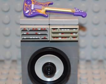 Lego electric Guitar & AMP New Custom
