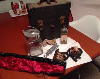 Antique Undertakers Embalming Kit ********1900-1920*******