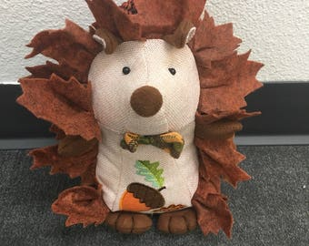 Superieur Fall Themed   Leaves, Acorn   Hedgehog Home Decor