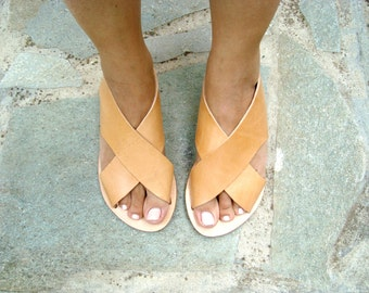 Leather sandals, Greek sandals, Ancient Greek sandals, Womens sandals, Greek leather sandals, Summer sandals, Persefoni