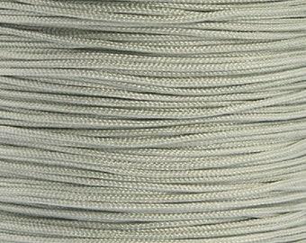 Nylon thread 0,8mm gray 10m