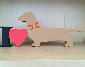 Dachshund plaque, Sausage dog, Daxon, dog gift