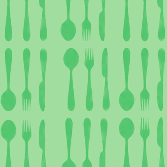 Stencil di posate cucina stencil stencil di carta da parati