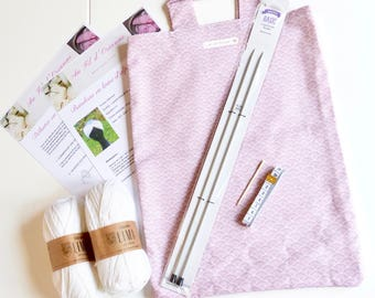 Beginner Knitting kit