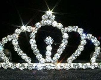Dainty Crown Tiara #12574