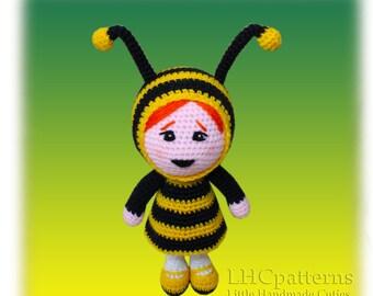 Milli Bee- Team Umizoomi Crochet Pattern