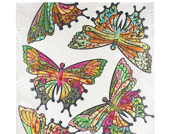 The Modern Butterfly by JoAnn Hoffman