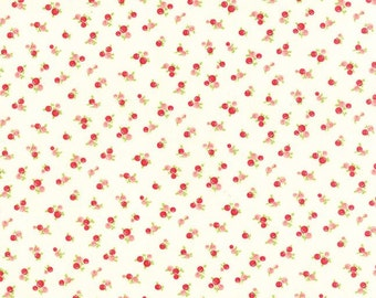 Moda - Bonnie & Camille - Little Ruby -  Bonnie Camille Floral Little Quirky Natural