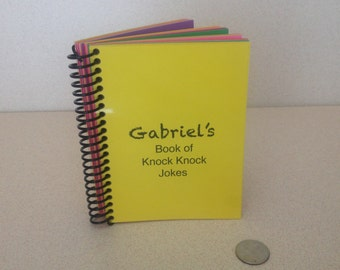 Gabriel's  Book of Knock Knock Jokes for Kids!