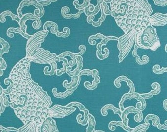 BIG SALE TODAY!!!, Pisces Seafoam, Home Accent Fabric