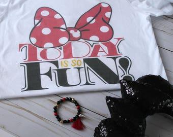 Minnie Mouse Shirt Disney Shirt