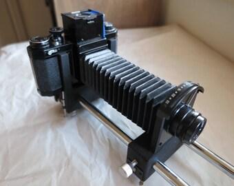 Honeywell Repronar Macro 35mm Film Camera