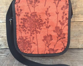 Brolly Sienna Day Purse, Travel Bag, Mini Messenger Style