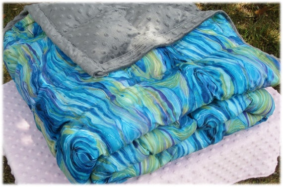 Weighted Blanket For Adult 40x82 Twin Weighted Blanket