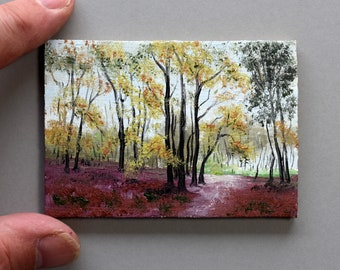 Harlestone Firs Autumn