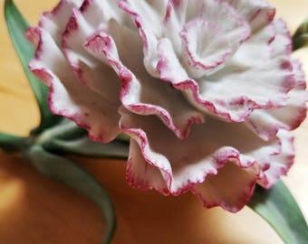 Vintage 1989 Lenox Carnation