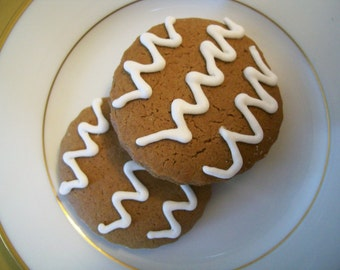 Everyday Traditional Gingerbread Cookies
