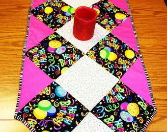 Sew Easy Table Runner pdf Pattern