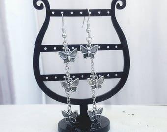 La Mariposa Earrings