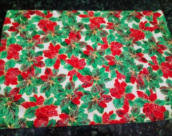 Christmas Placemats Set of 4, 6, 8 Free Shipping