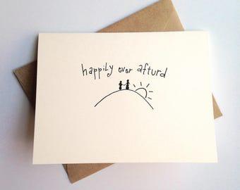 Funny wedding cards etsy