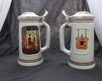 Avon Blacksmith Beer Stein