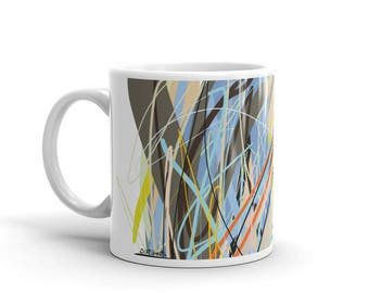 SGRIB Print Ceramic Mug 11oz or 15oz - design number twenty-one