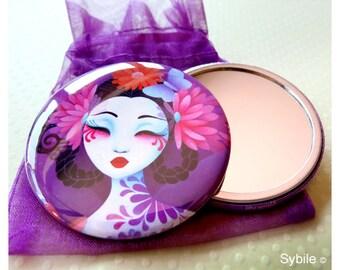 Miroir de poche Fairy Queen