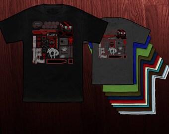 Tools of the Trade- Heavyweight Tshirt