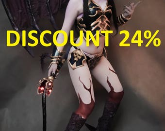Succubus cosplay costume wow world of warcraft blizzard games