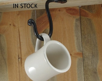 Medium cup or ceiling hook