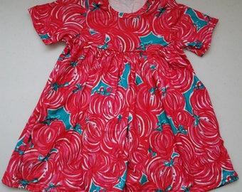 Girls'  Punkin Chunkin Dress