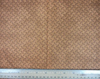 Brown Geometric Square - RJR - Br-1-17