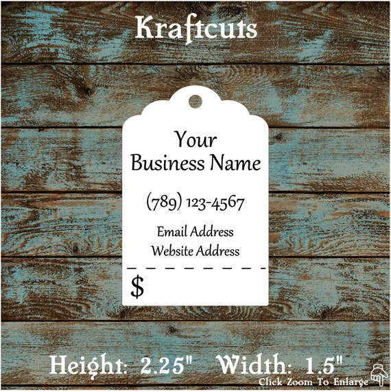Well known Price Tags - Kraftcuts ~ Buttons and Tags CN78