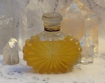 Nina Ricci, L'Air du Temps, 30 ml. or 1 oz. Flacon, Parfum Extrait, Joan Rebull for Marc Lalique, 1948, Paris, France ..