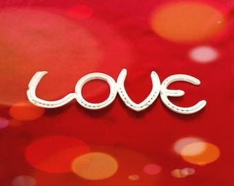 "Horseshoe ""Love"""