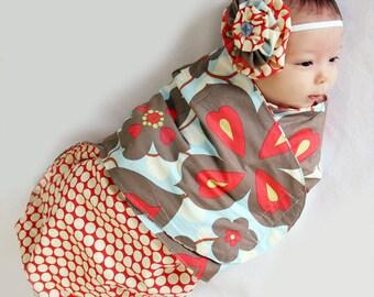 Swaddling Blanket Sewing Pattern