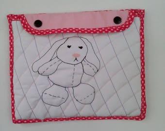 protection down girl multipurpose bag, Kit liberty home Bunny
