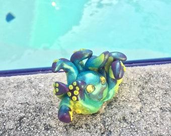 Miniature octopus pal